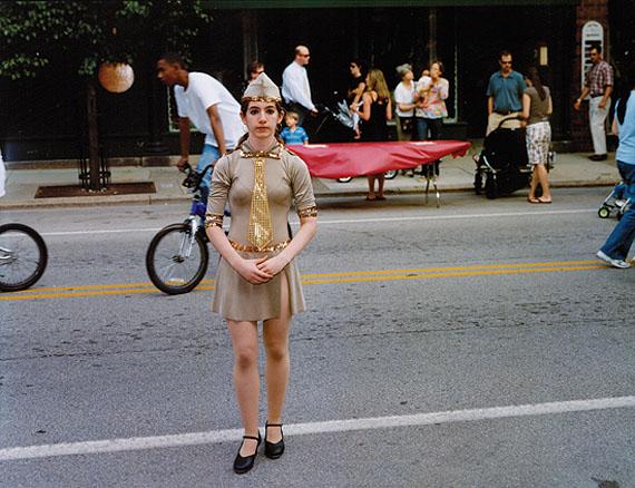 The Tap Dancer, 2007 © Tina Barney