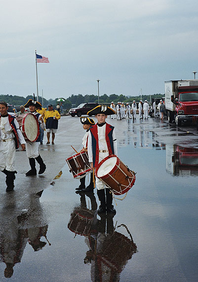 Fife and Drum, 2008 © Tina Barney