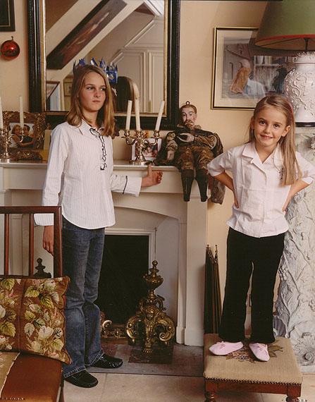 Little Sister, The #118F, 2002 © Tina Barney