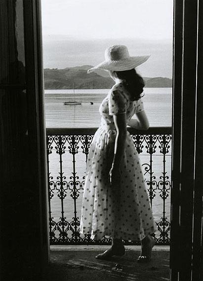 EDOUARD BOUBAT, Sophie-Collioure 1954