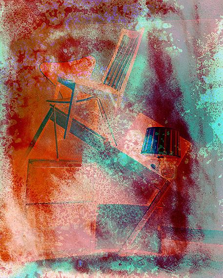Steffi Klenz, untitled from the series Hewitt's Heap, 2012C-Type Print, 40 x 50 inchCourtesy Steffi Klenz