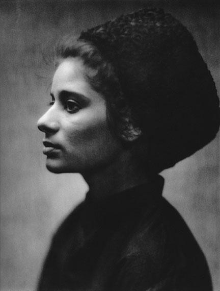 © Sheila Rock Sheila Chandrah 1, 1994 / Courtesy Johanna Breede PHOTOKUNST