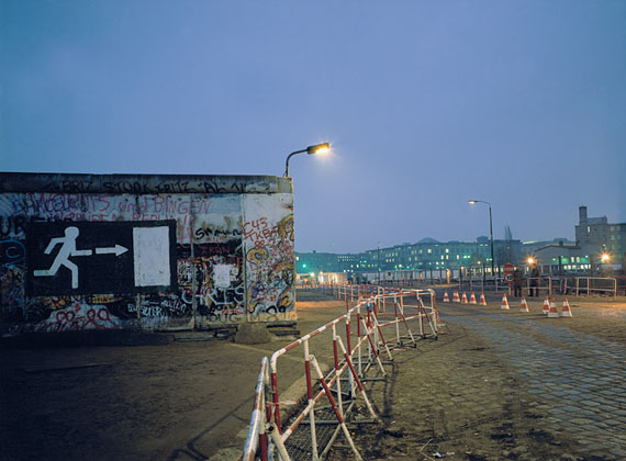 Claudia Jeczawitz: Berlin, Potsdamer Platz, 06.12.1989