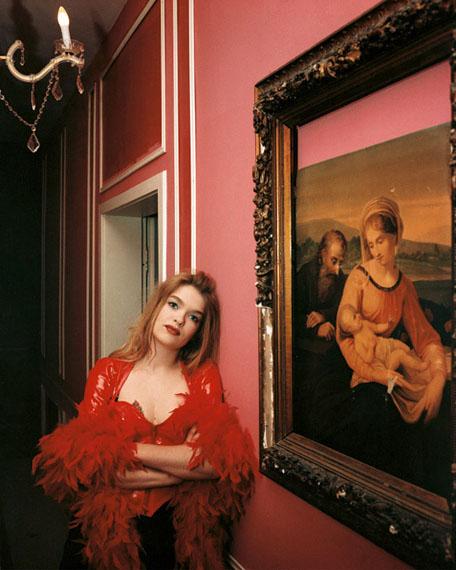 Eva Leitolf: München, Pipsi, aus der Serie Tanzlokalportraits, 13.10.1989