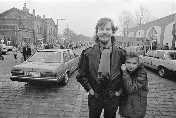 Eva Mahn: Berlin, Wiedersehen, 11.11.1989