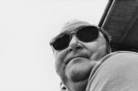 Frank-Heinrich Müller: Magdeburg, auf der Pferderennbahn am Herrenkrug, 26.08.1989