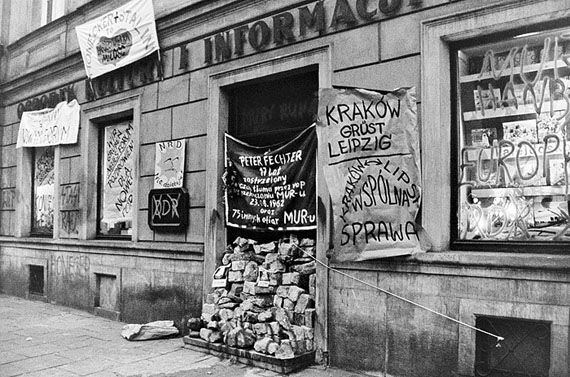 Harald Kirschner: Krakow, DDR-Kulturzentrum, 05.10.1989