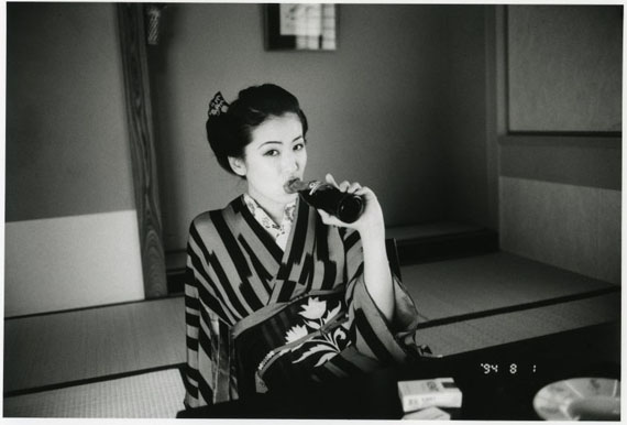 Grand Diary of a Photo Maniac, 1994 © Nobuyoshi Araki