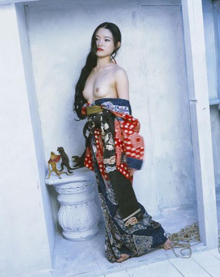 Kaori, 2004 © Nobuyoshi Araki
