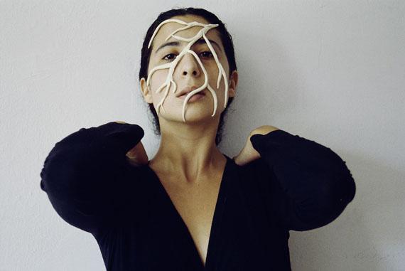 Laura Torrado. Selfportrait II, 1994 © Laura Torrado