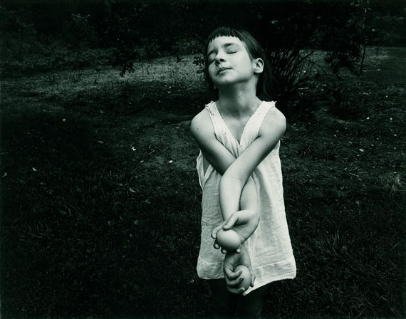 Emmet Gowin. Nancy, Danville, Virginia, 1969 © Emmet Gowin. Courtesy Pace/MacGill Gallery, New York