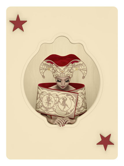 Christian Tagliavini, La Matta Rossa, 2012 Laserchrome prints mounted under Diasec, 110 x 82,5 cm and 160 x 120 cm,edition of 15© Christian Tagliavini, courtesy Gallery Esther Woerdehoff, Paris
