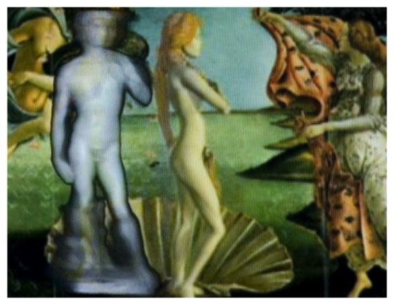 """Olsvaldo Romberg,""""Romeo & Julietta"""", 2008Video on DVD, Edition 1 of 10"""