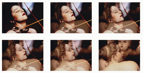 """Peter Weibel, """"Venus im Pelz"""", 2003Video on DVD, Edition 5 of 12, 4:30 min looped"""