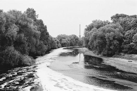 Jürgen Hohmuth: Dessau, an der Mulde, 28.09.1989