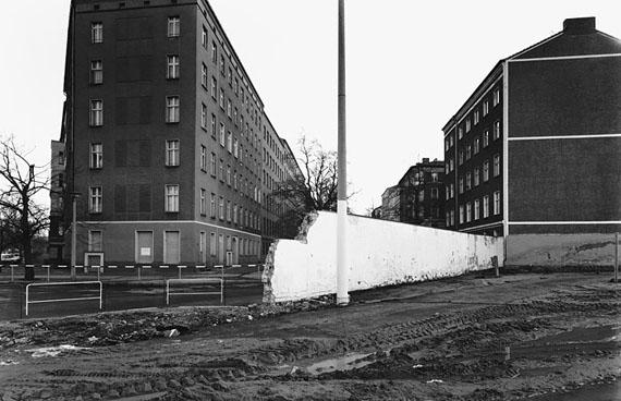 Manfred Paul: Berlin, Eberswalder Straße/Oderberger Straße 15:00 Uhr, 12.11.1989