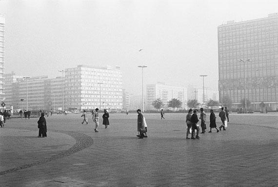 Michael Rutschky: Berlin, Alexanderplatz, Als käme tatsächlich ein neuer Tag, 14.11.1989