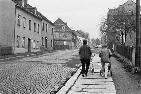 Michael Rutschky: Zwönitz, Dort schaut es aus wie in meiner Kindheit, 16.11.1989