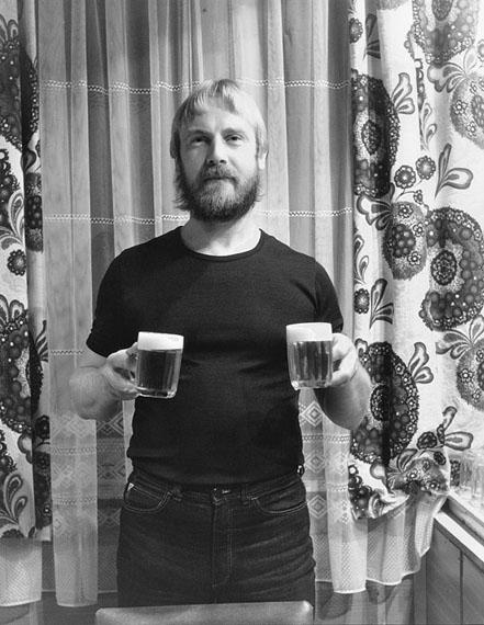 Thomas Wolf: Schwarzholz bei Stendal, Kappenfest, 11.11.1989