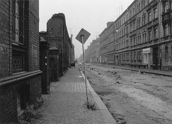 Ulrich Wüst: Leipzig-Plagwitz, 27.10.1989