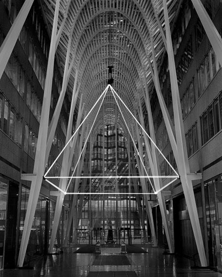 James Nizam, Pyramid, 2013, Courtesy of the artist and Birch Libralato, Toronto.