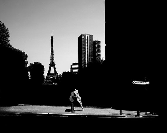 Gabriele Croppi: Paris#01, Canson Baryt Photographique Limited Edition of 9, 100 x 80 cm