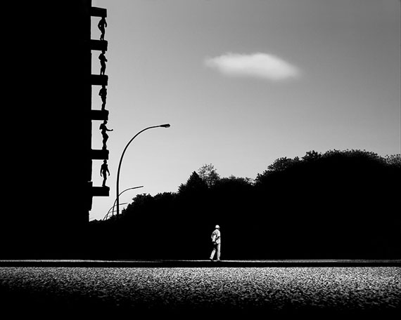 Gabriele Croppi: Hamburg#01, Canson Baryt Photographique, Limited Edition of 9, 100 x 80 cm