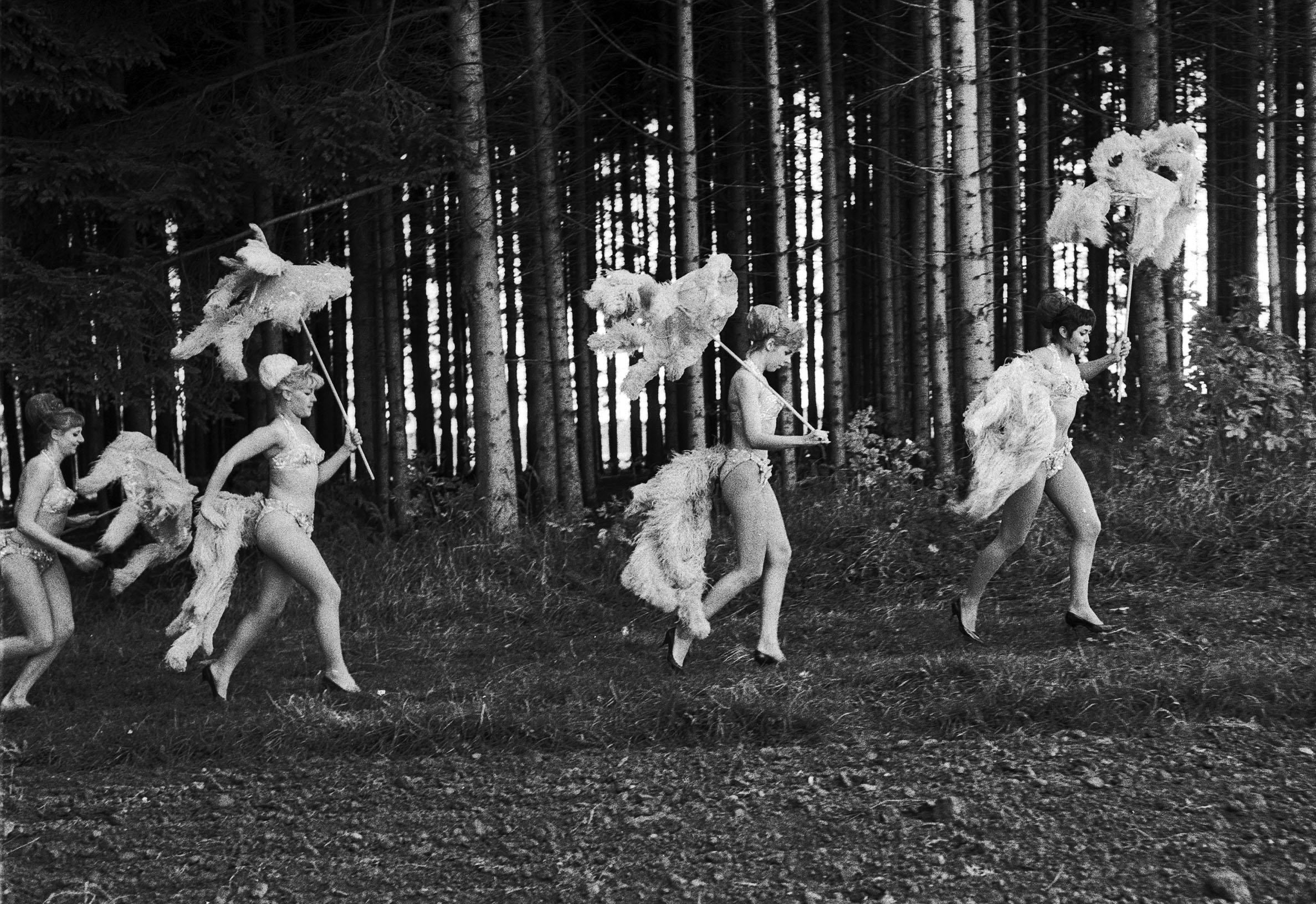 © Roger Fritz: Lido Girls