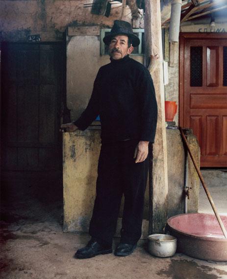 Miguel Aurelio Álvarez Calle, 64 – Ingapirca, Ecuador© Frank Gaudlitz