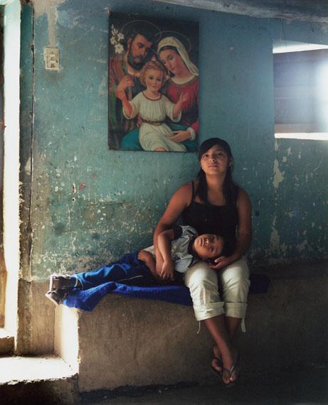 Cintia Pamela RodrÍguez Camisán, 16 / Cristian Raúl RodrÍguez Camisán, 5San Felipe, Peru© Frank Gaudlitz
