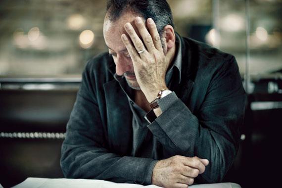 Maurice Haas: Jean Reno denkt, Paris, Juni 2010