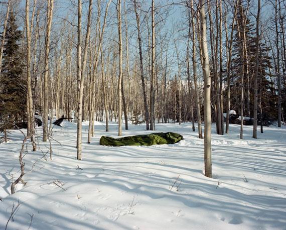 Bruno Augsburger: Biwak Place, 2008, Yukon