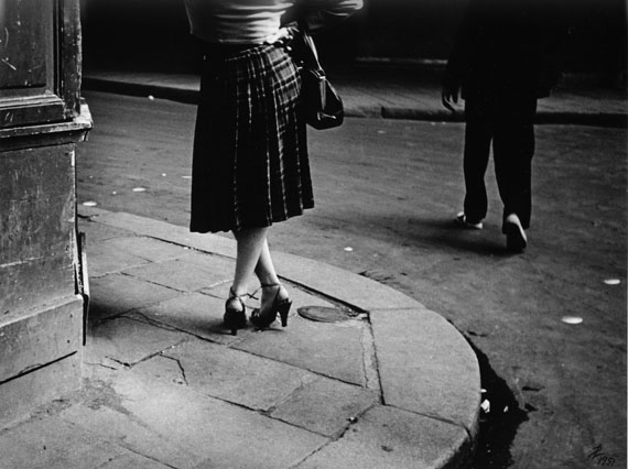 Lutz Dille, Paris, 1957