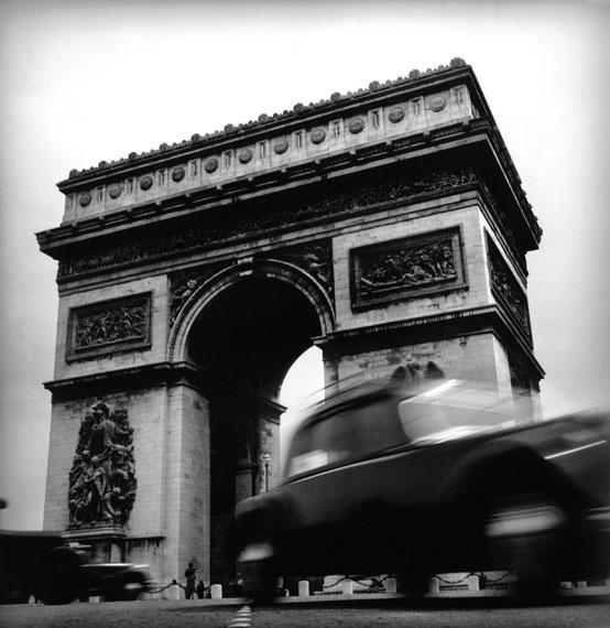 René Burri, Paris, 1950