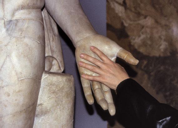 Annelies Oberdanner: o.T. 2002