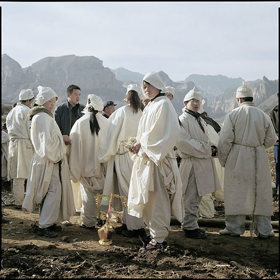 """Licheng, Shanxi No.3"" (2008) C-Print. 50 x 50cm - Ed. of 15; 100 x 100cm - Ed. of 8