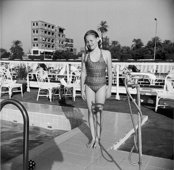Amin El Dibaus der Serie Eine Reise nach Ägypten, 1997Silbergelatine