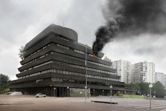 Vincent Debanne, Dystopie # 1, Préfecture de Seine-Saint-Denis, 2009