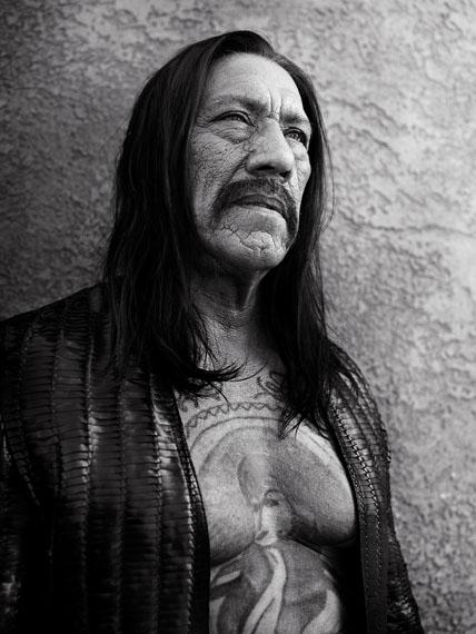 Danny Trejo, Los Angeles, 2011© Bryan Adams