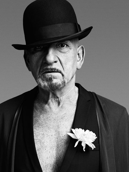 Sir Ben Kingsley, London, 2010