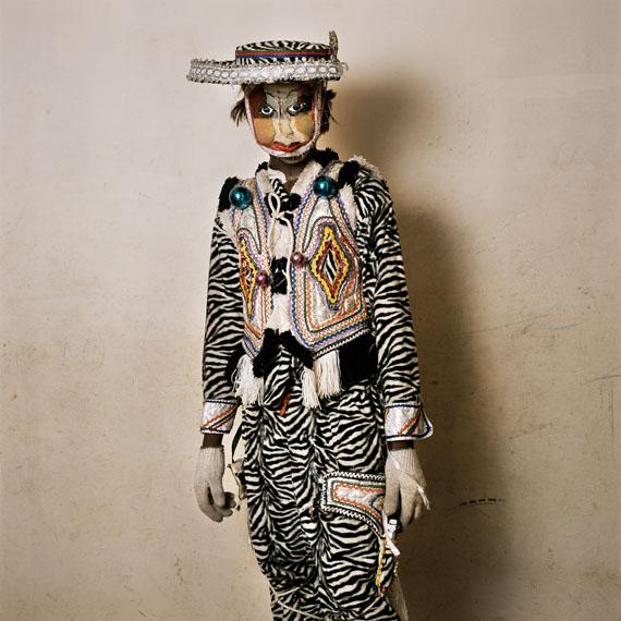 Phyllis GalemboCowboy, Tumus Masquerade Group, Winneba, Ghana, 2009Ilfochrome76 x 76 cmCourtesy the artist and Steven Kasher Gallery, New York