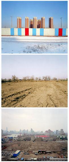 Ai Weiwei, Provisional Landscapes, 2002-2008C-prints, various dimensions, © Ai Weiwei