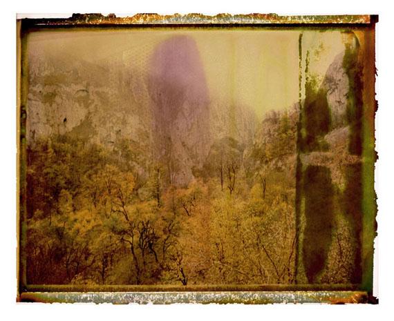 Sanan Aleskerov, Transparency of Simplicity, 2013, 18 instant photographs, digital print, Plexiglas; 100x80 cm