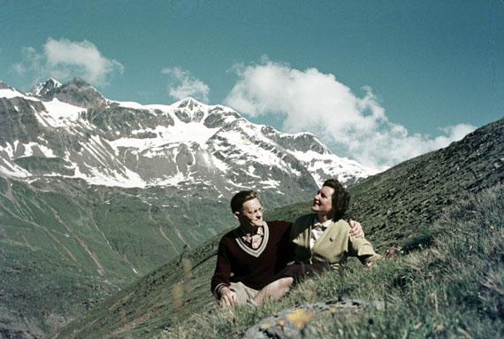Komm, mein Mädchen, in die Berge' 2008© Andrea Stultiens