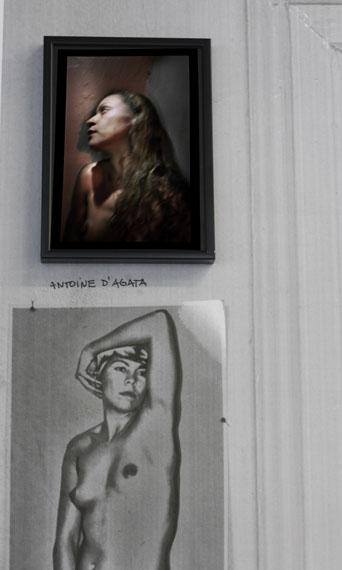 Detail installation, Vrai ou Faux?, Vienna © Véronique Bourgoinphoto: Antoine D'Agata