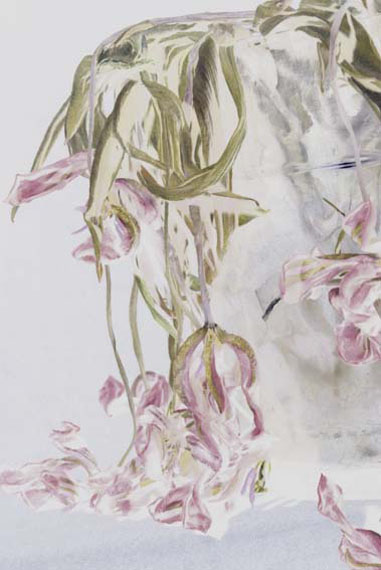 Walter Schels, o.T. # 31, 2010, Fiber based Fine Art Print, 140 × 100 cm