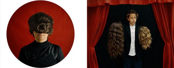 Luis González Palma y Graciela de Oliveira. Jerarquías de Intimidad, la separación. Detalle libro de artista, 2008. © Luis González Palma y Graciela de Oliveira