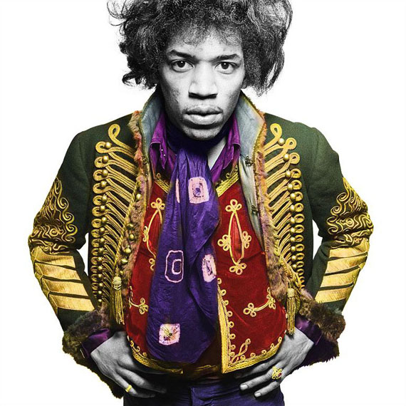 © GERED MANKOWITZ, JIMI HENDRIX, LONDON, 1967