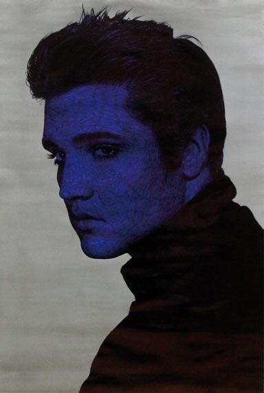 Markus Uhr: Elvis 2009