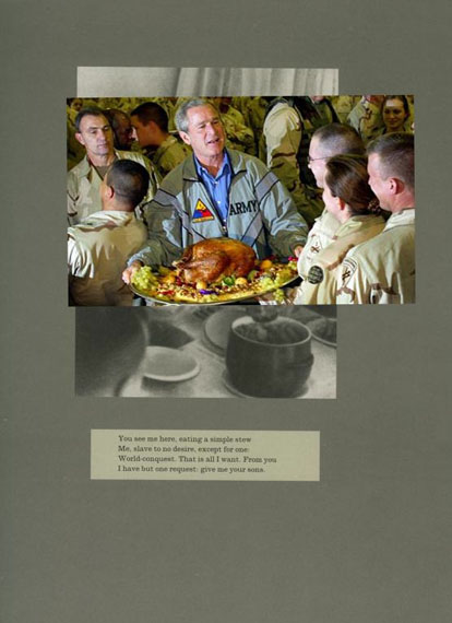 Broomberg & Chanarin: War Primer 2, Plate 26, 2011